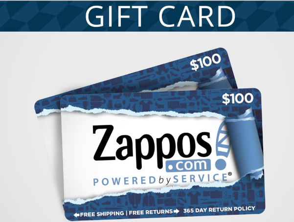 Zappos Gift Cards Get Zappos Gift Card On Zappos Gifts