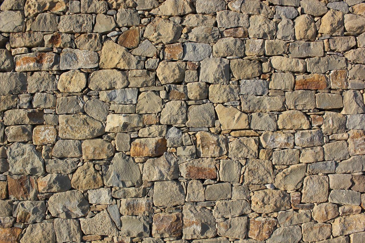 Italy Wall Stones Background Walls Italy Italy
