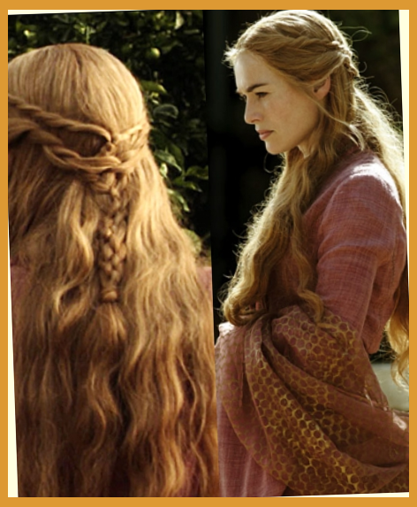 How To Hair Girl Game Of Thrones Hair Pertaining To Renaissance