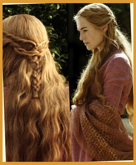 hair girl game of thrones