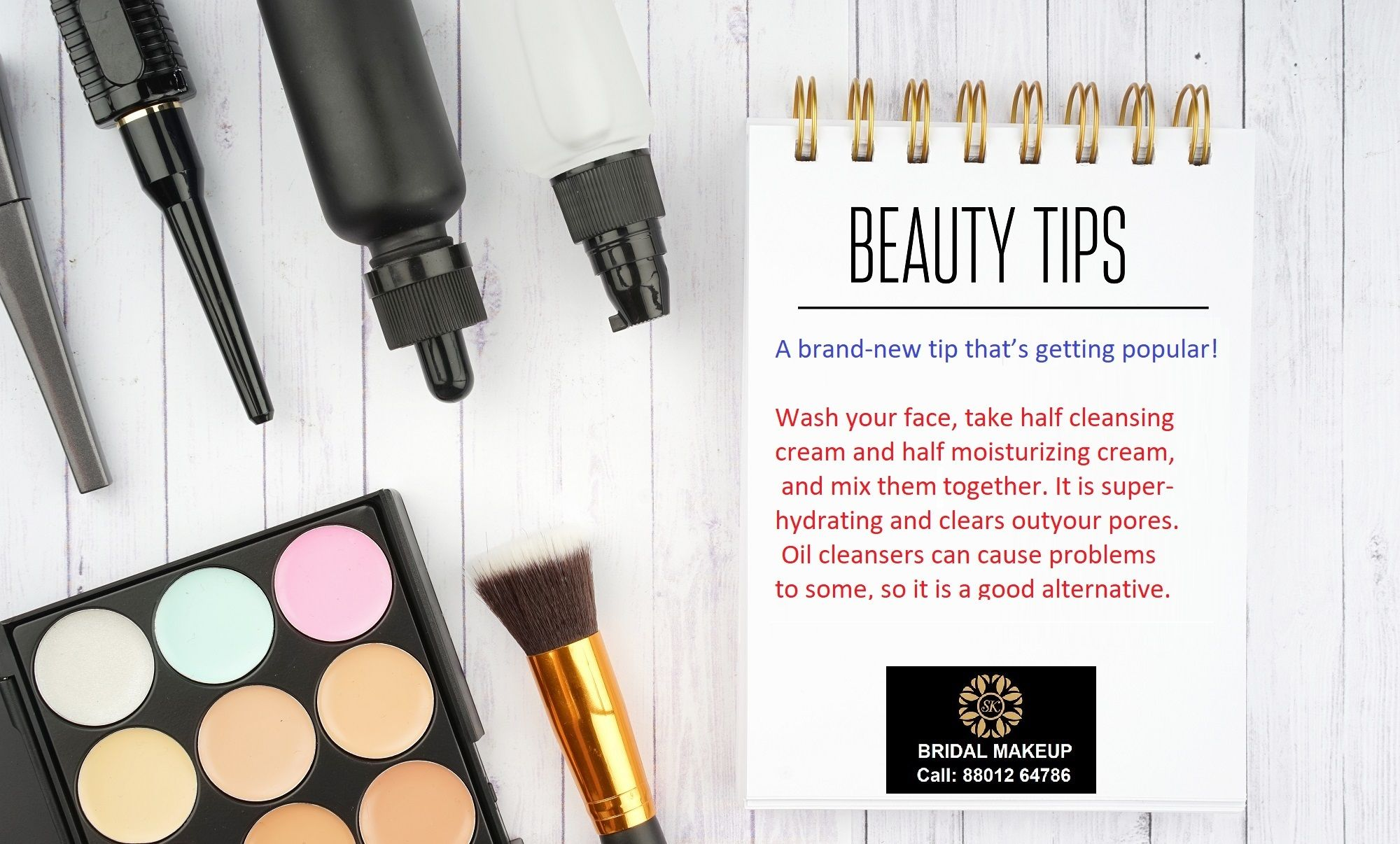 brand-new tip that's getting popular! 😍 #ariesmakeupstudio