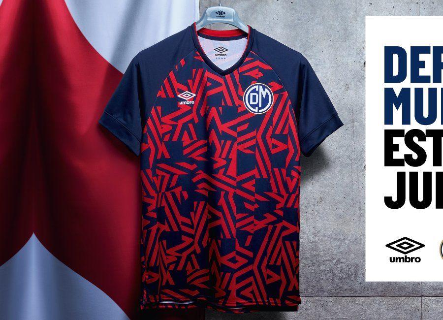 Deportivo Municipal 2020 Umbro Away kit in 2020 Umbro