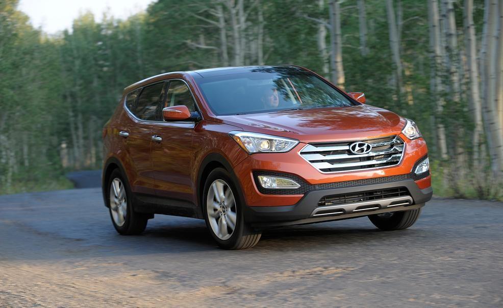2013 Hyundai Santa Fe Sport Pictures Hyundai santa fe