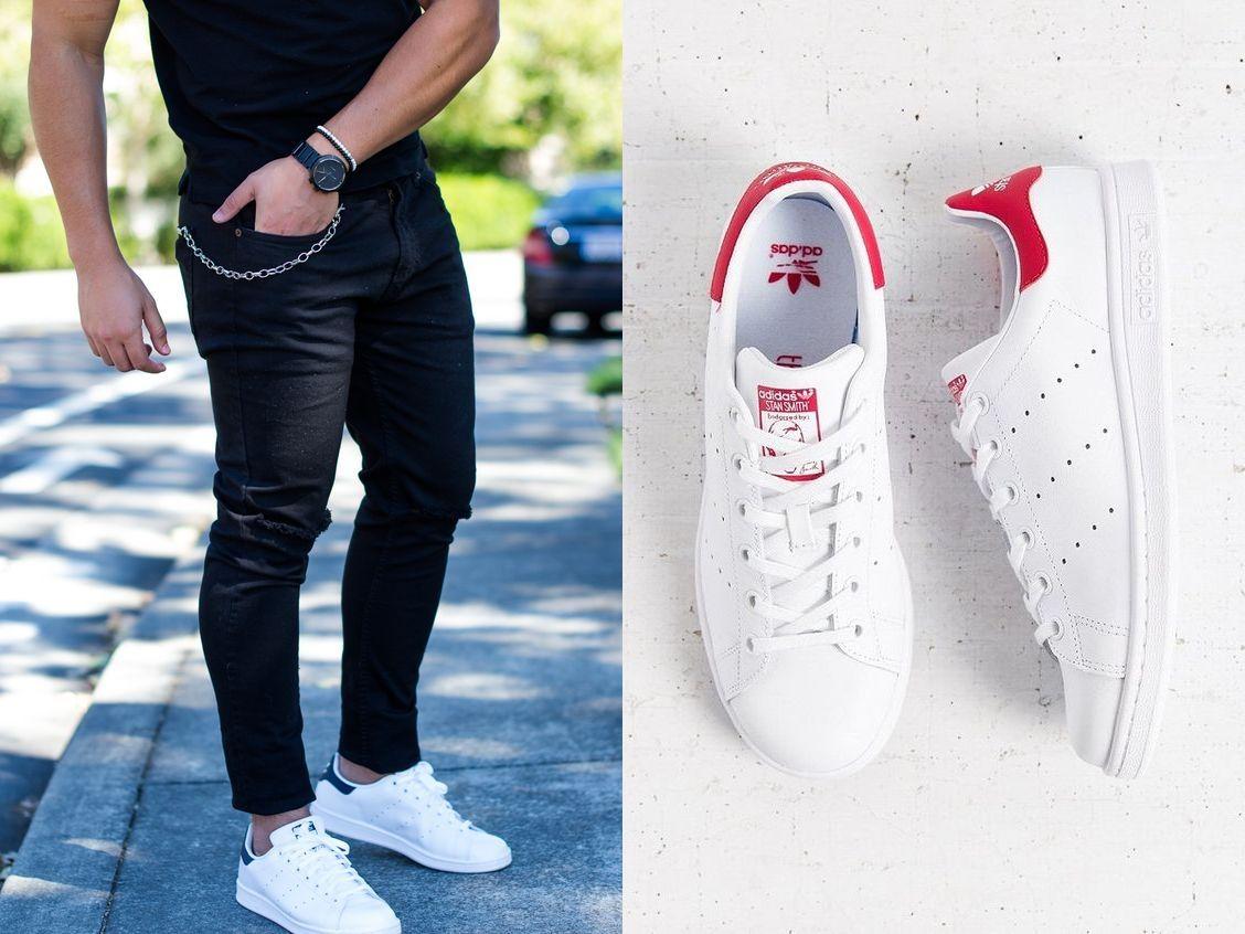 ec10fe13bf0 9 modelos de tênis branco masculino estilosos - MODA SEM CENSURA