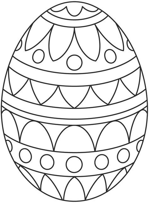 Easter Coloring Book (8.5 x 11 Big Easter Coloring, Drawing