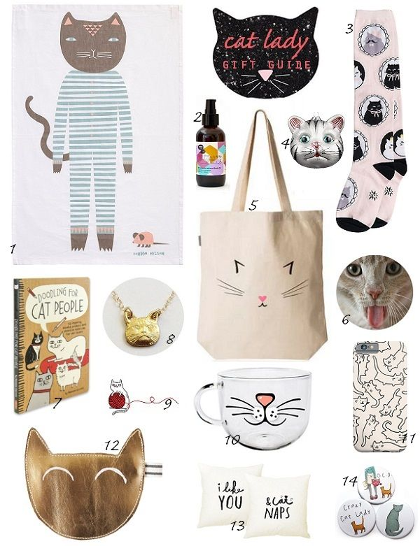 christmas gift guide 1 cat lady