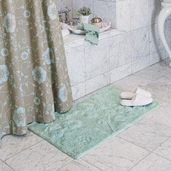 Pretty Rug Willow House Home Beautiful Bathroom Sets