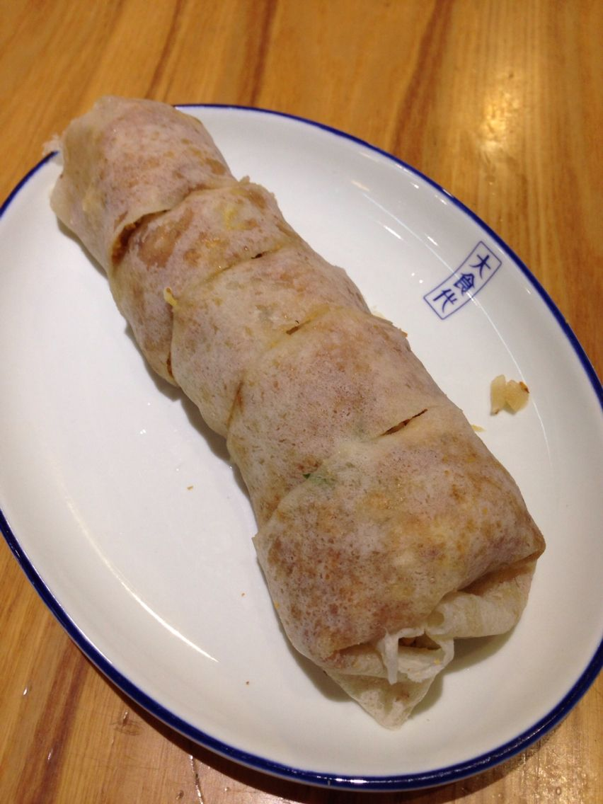 One of my fav dishes - popiah
