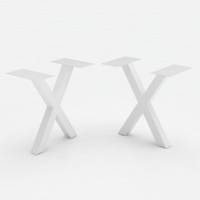 Vendita Gambe Per Tavoli.Gambe Tavolo Basamento In Acciaio Deryck Basi Per Tavoli