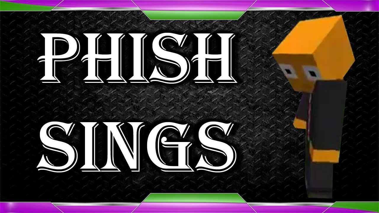 Minecraft - Random Phish Time