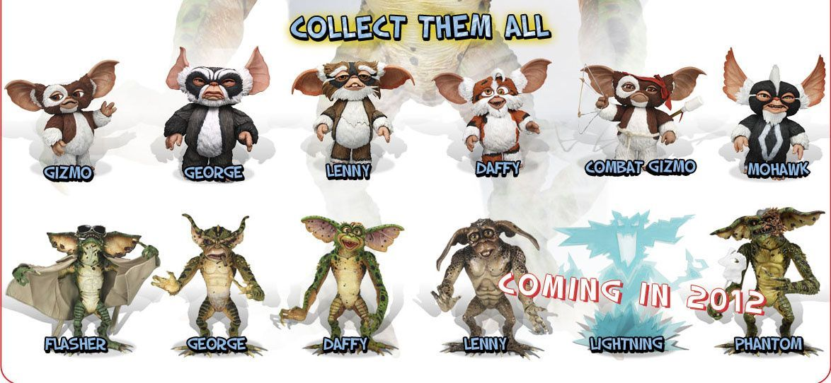 Gremlins (collection 2012) by Neca Toys Merchandising