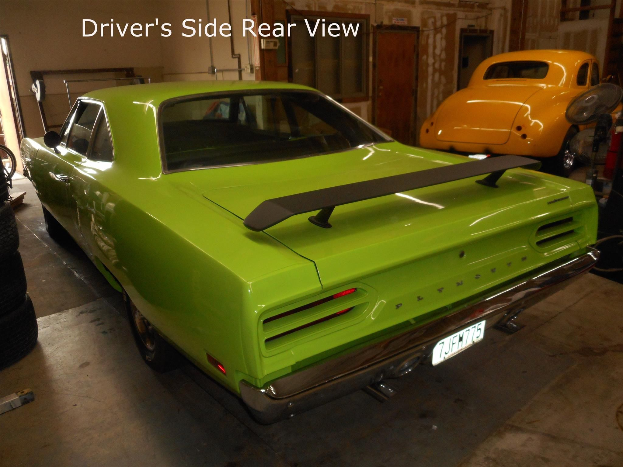 1970 Lime Green Plymouth Roadrunner For Sale Rancho Cucamonga Ca Automaxx1 Photo 182255 Plymouth Roadrunner Plymouth Lime Green