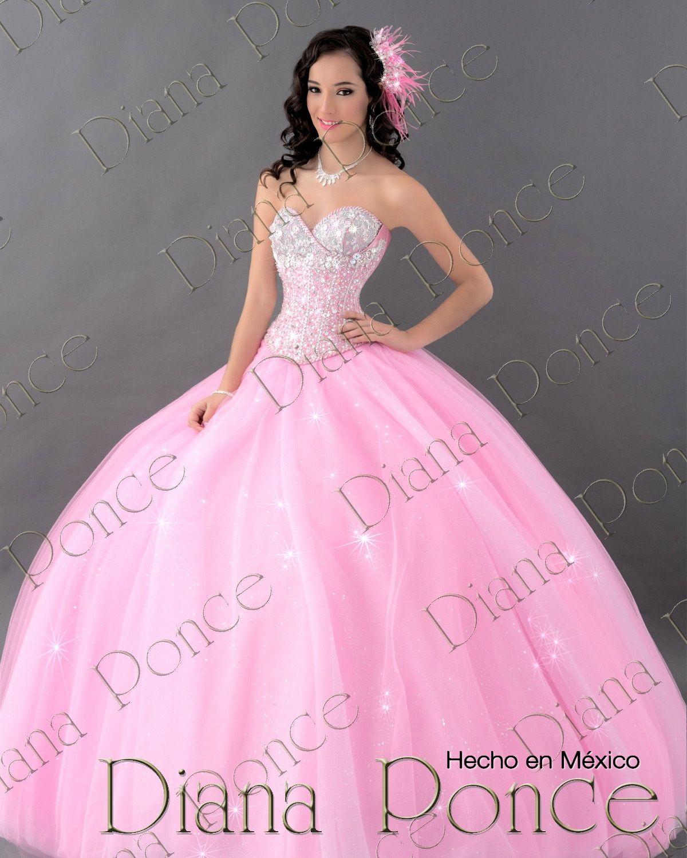 vestidos de 15 años de diseñadores famosos mexicanos - Buscar con ...