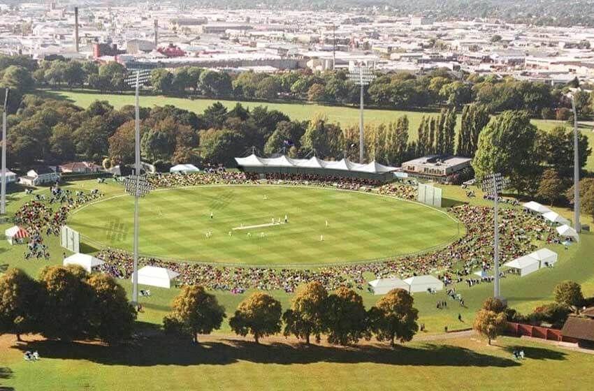 Hagley Oval Christchurch New Zealand Sports Venue In 2020 Christchurch Cricket World Cup Sydney Cricket Ground