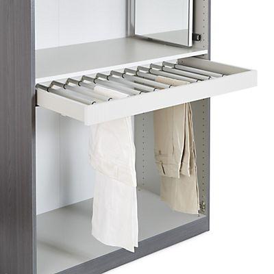 porte pantalon pour dressing p58cm plusieurs largeurs disponibles accessoires pinterest. Black Bedroom Furniture Sets. Home Design Ideas