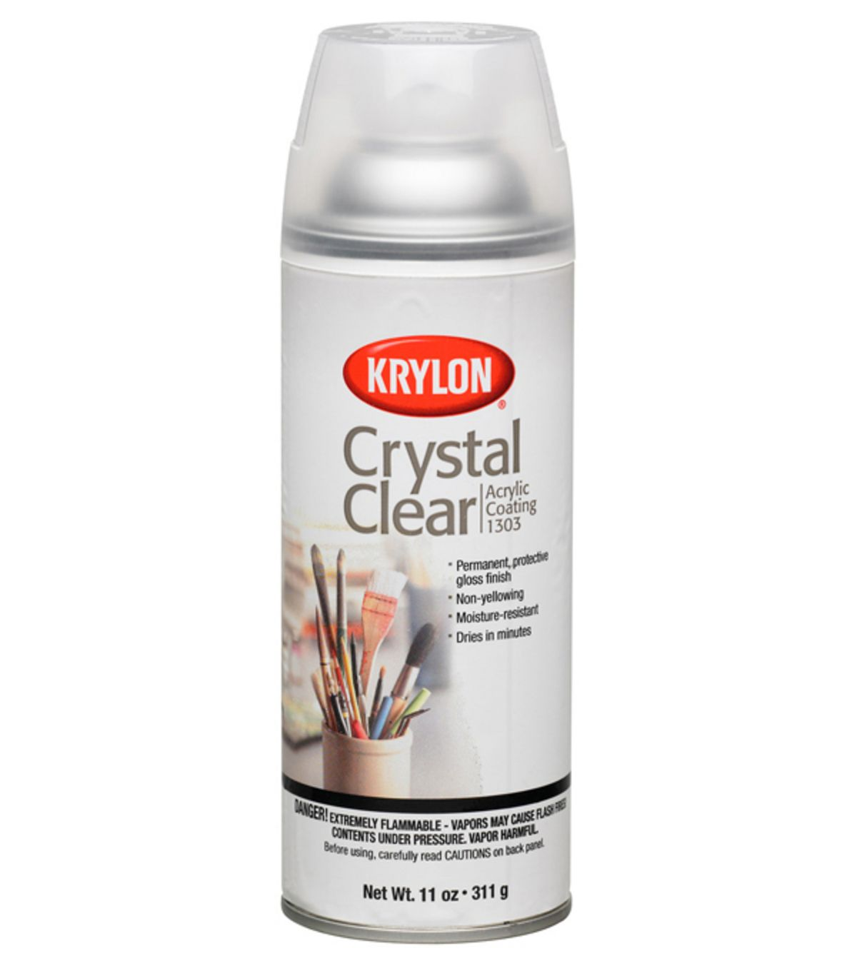Krylon Crystal Clear Varnish Spray 11 Ozkrylon Crystal Clear Varnish Spray 11 Oz With Images Gloss Spray Paint Clear Acrylic Krylon