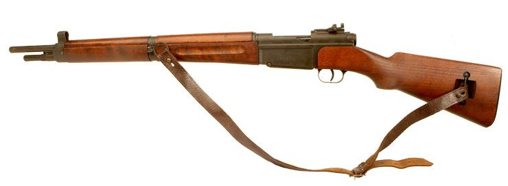 MAS Mle 36 rifle  Made by the Manufacture d'Armes de St-Etienne c.1937-52 - serial number 90889.