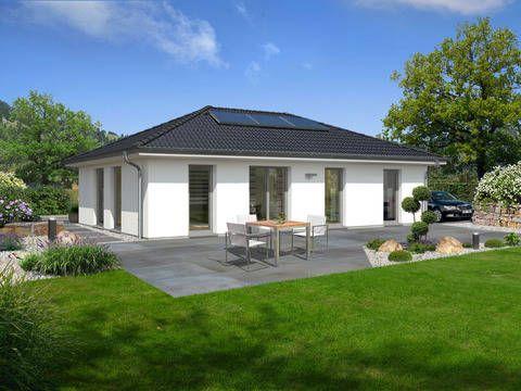 Bungalow K 91 Ytong Bausatzhaus (mit