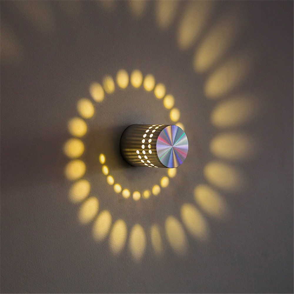 Dengwu Wall Sconce Creative Hotel Bedroom Bedside Aisle Night Light Living Room Outdoor Led Wall Lights 3w 55 75mm Y Led Wall Lights Led Wall Lamp Wall Lamp