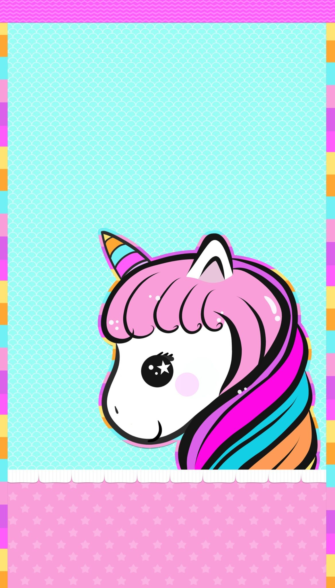Cute unicorn wallpaper Imagenes de unicornios, Fondos de