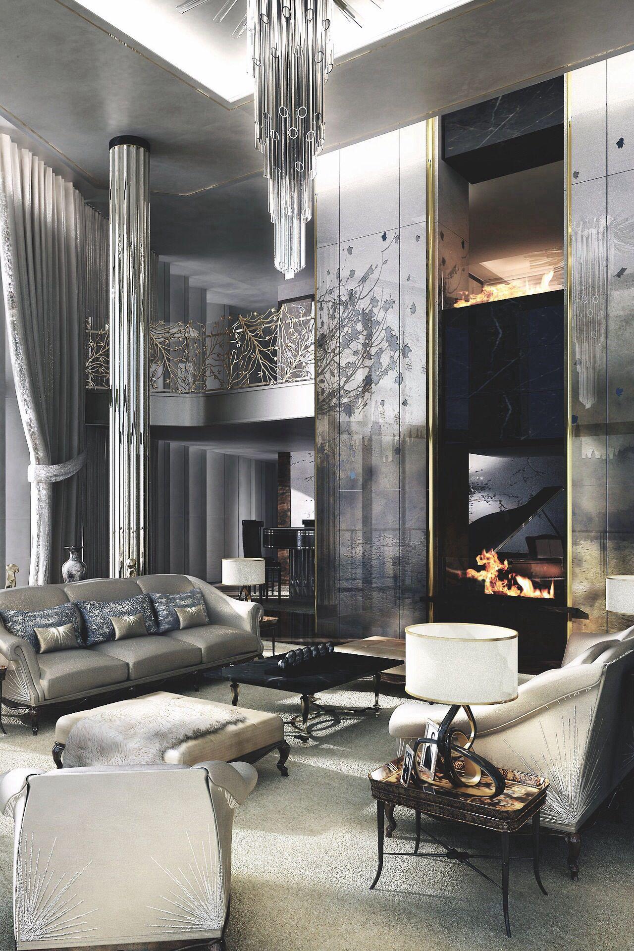 Interior .. Modern Luxury | Designs & Colors | Pinterest