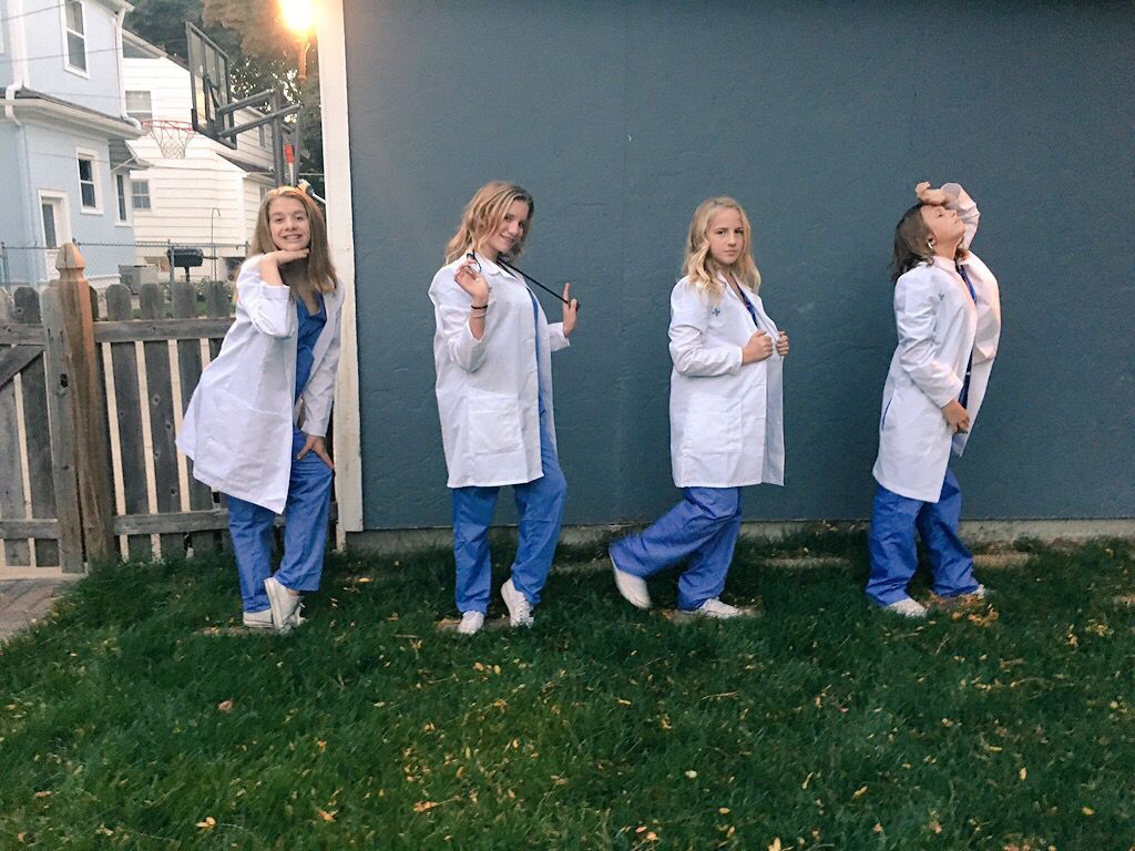 Greys Halloween Costume Greys Anatomy Pinterest Halloween