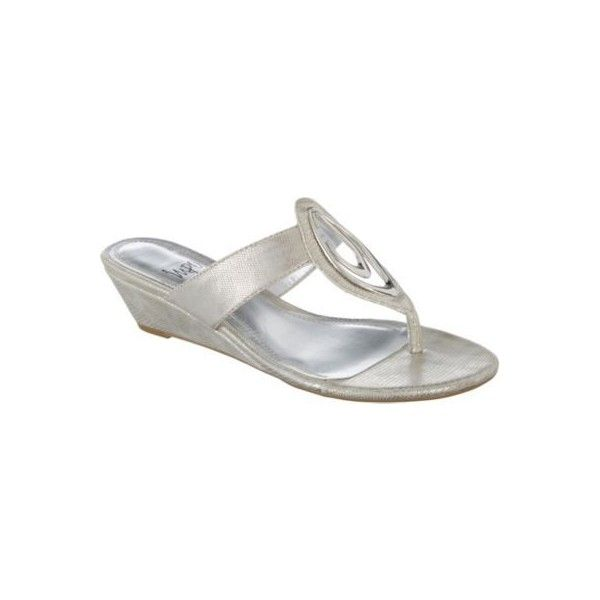 IMPO Womens Gentry Wedge Sandals