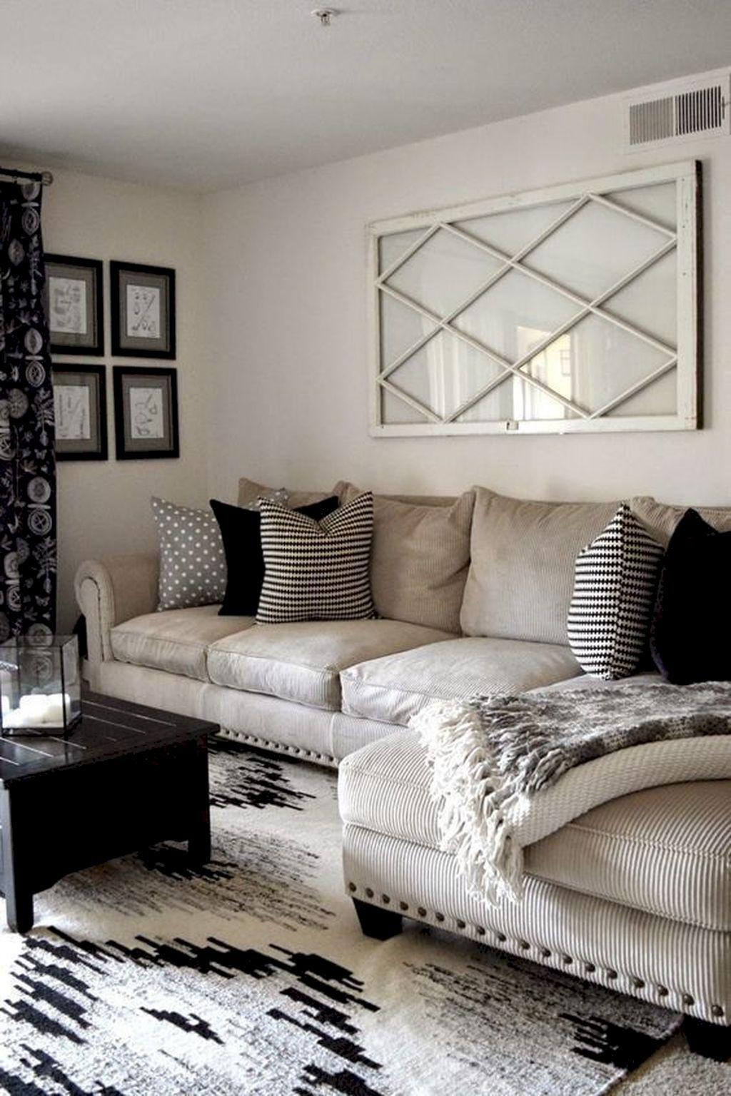 Adorable 85 Small Apartment Living Room Decor Ideas Https://decorapatio.com/