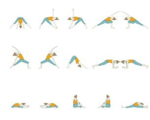 hip opening yoga sequence strength and stability