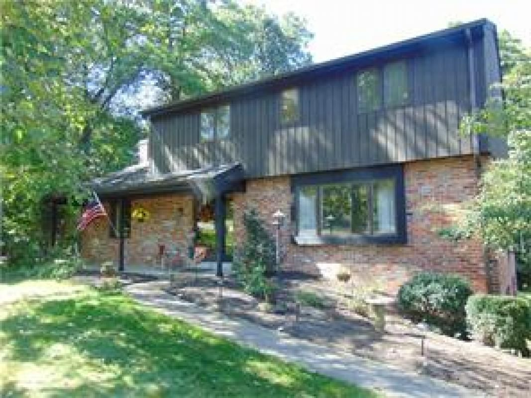 You will love this two story home located in the heart of peters