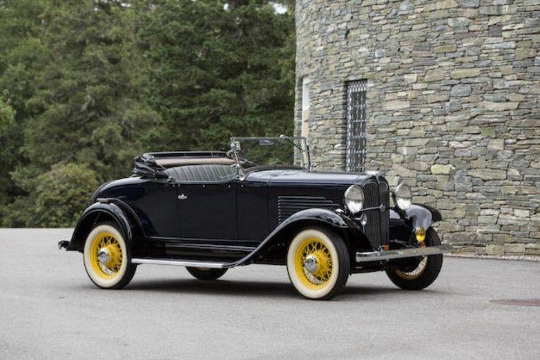1932 Willys 6 90 Silver Streak Rumble Seat Roadster In 1930