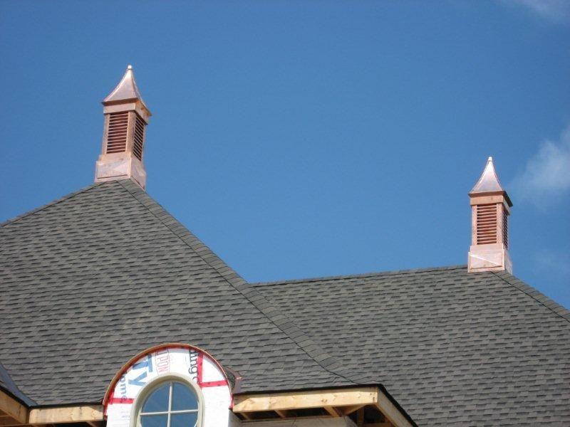 Copper Cupolas Finials Weather Vanes Cedar Roof Copper Roof Cupolas