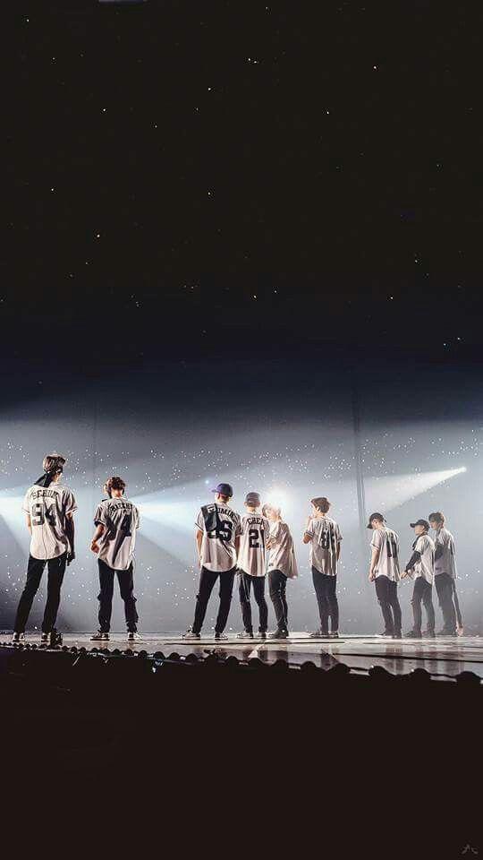 EXO Wallpaper #EXO #5YearsWithEXO