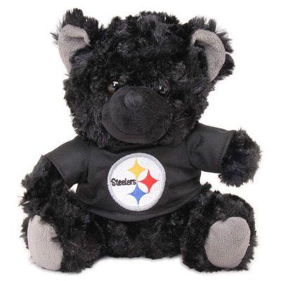 Pittsburgh Steelers Black Seated Shirt Bear