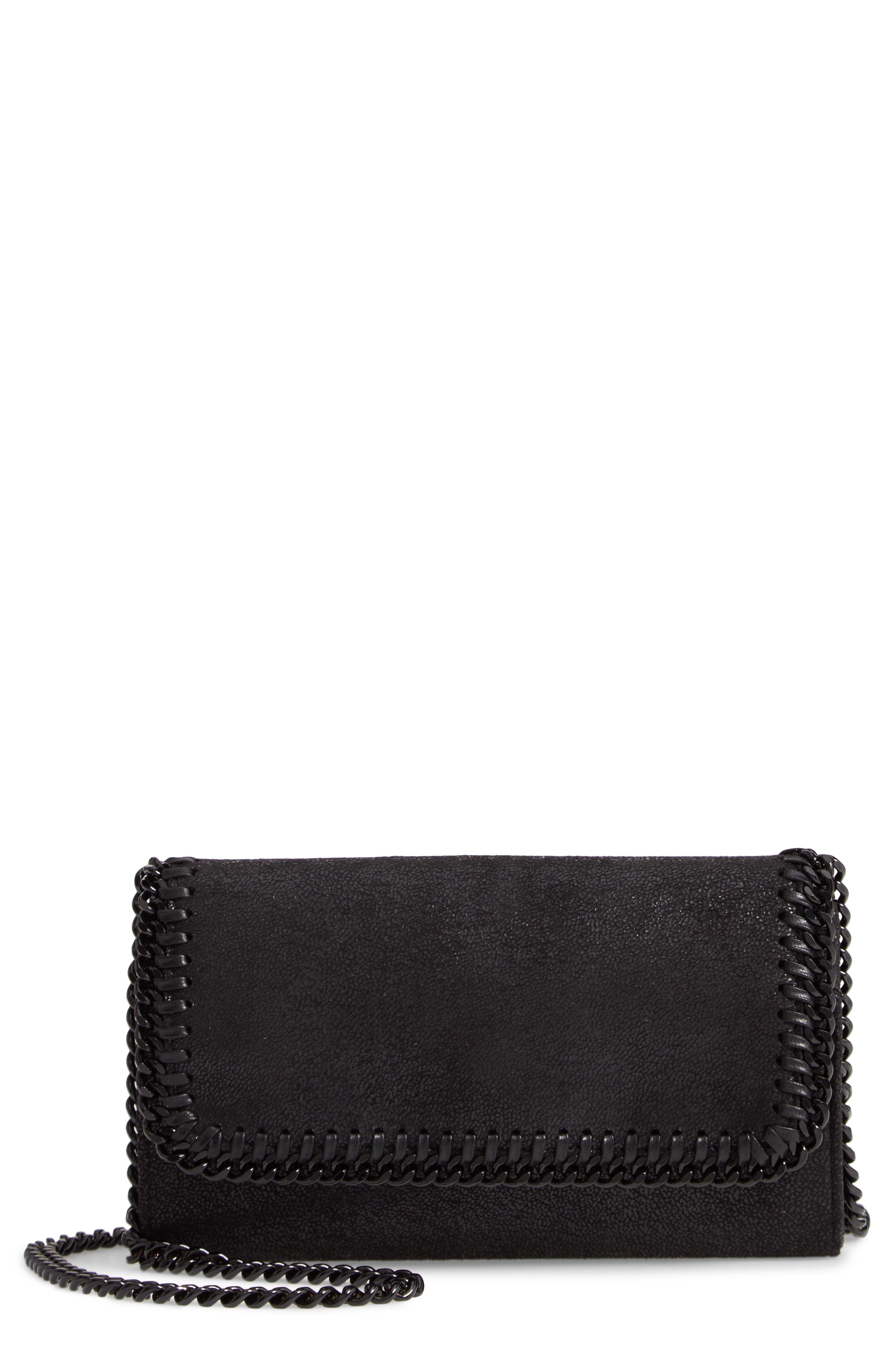 6665ec5adddf1 Stella McCartney Falabella Faux Leather Crossbody Bag available at   Nordstrom