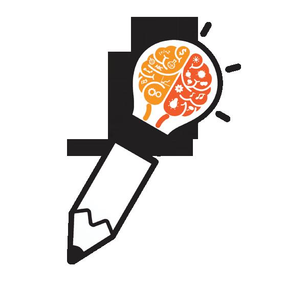 Internet Marketing 24 7 Optimizing Non Text Components Education Logo Design Learning Logo Brain Logo