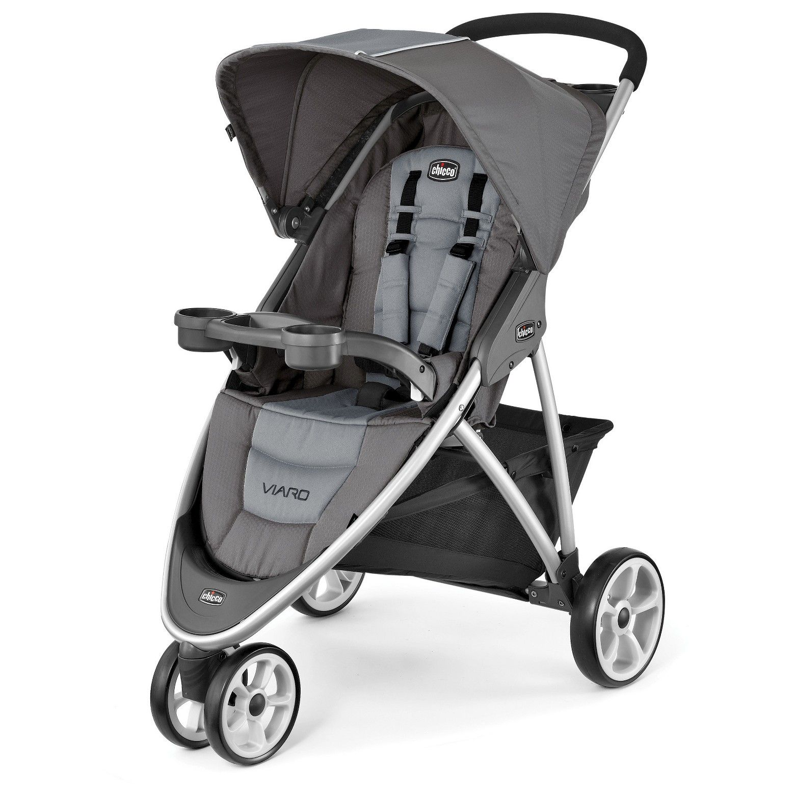 Chicco Viaro Stroller Graphite Stroller, Chicco stroller