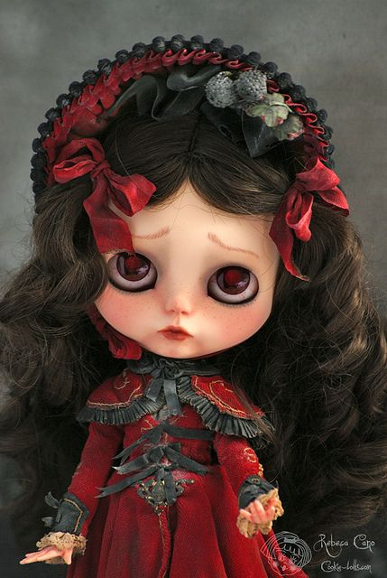 Rebeca Cano - Cookie dolls