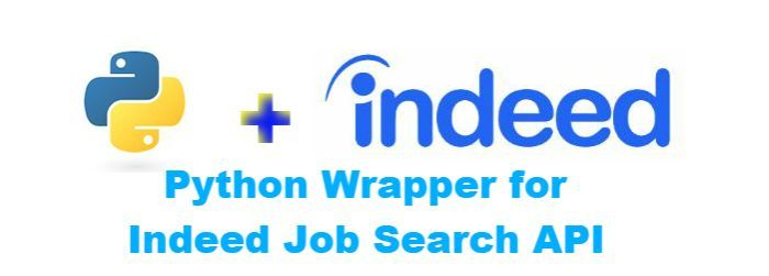 python indeed api wrapper Python, Job search, Search