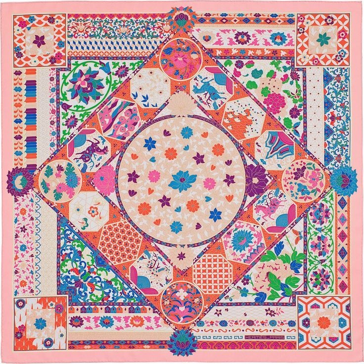 """5b639294a922 36"""" x 36"""" scarf Hermès   Collections Imperiales   DECOR  Artwork ..."""