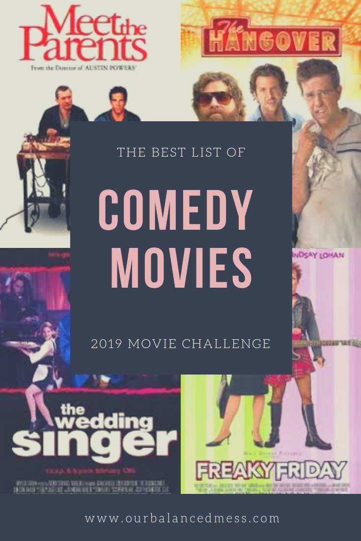 The Best Comedy Movies for all Ages - Our Balanced Mess   Good comedy movies,  Kids comedy, Comedy movies