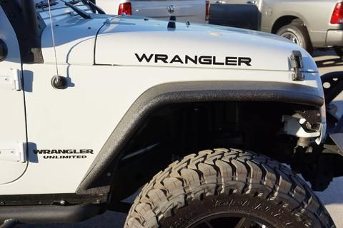 Jeep Wrangler Carbon Fiber Hood Decals Custom Jeep Wrangler Custom Jeep Jeep Wrangler