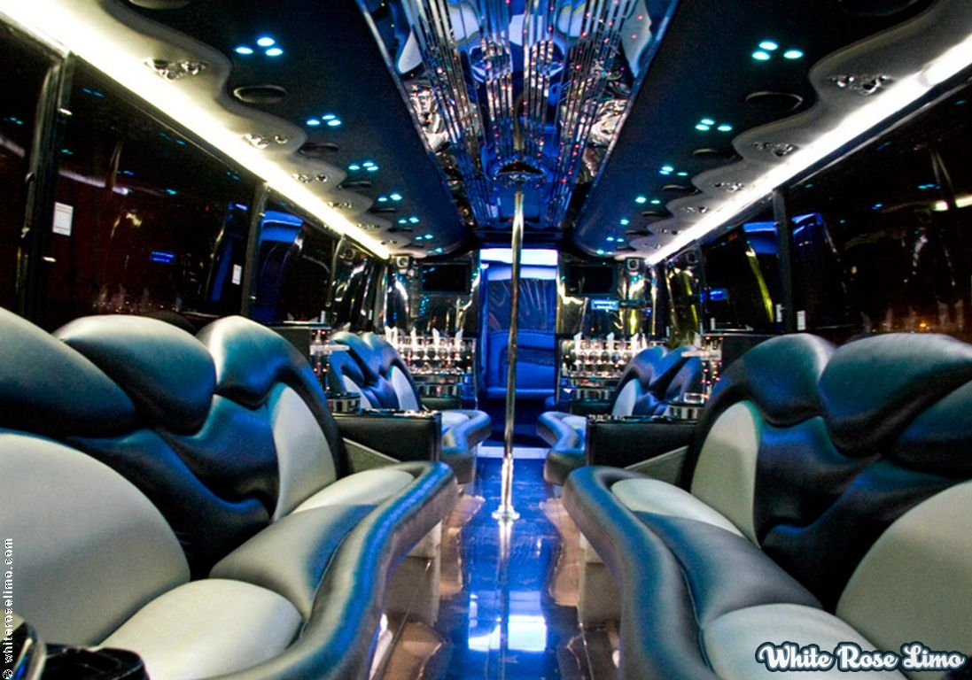Party Buses Party Bus Features Party Decorations And