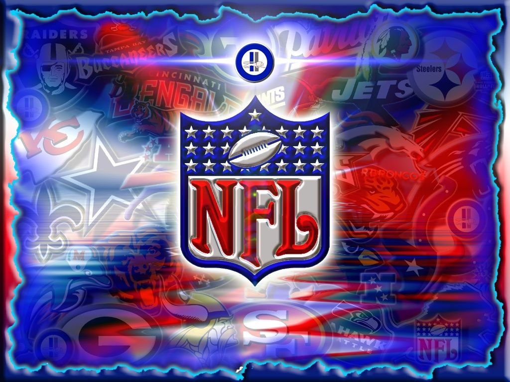 nfl sheild Wallpaper Wallpaper | Party - Football (See also Sports ...