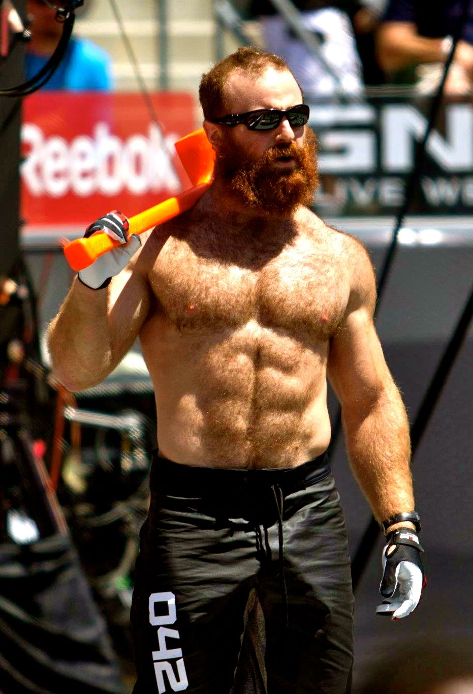 Pin by Breeze Vincinz on Beards and Tattoos | Ginger men