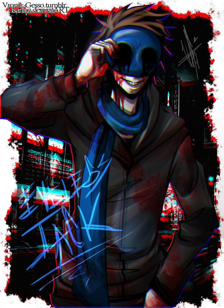 Eyeless Jack Ok I Have A Fun Project For Everyone Who Sees This