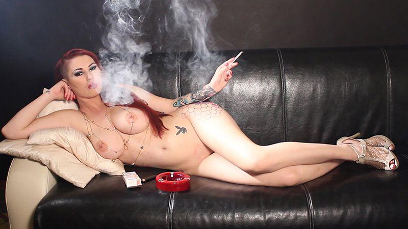 Smoking ladies porn
