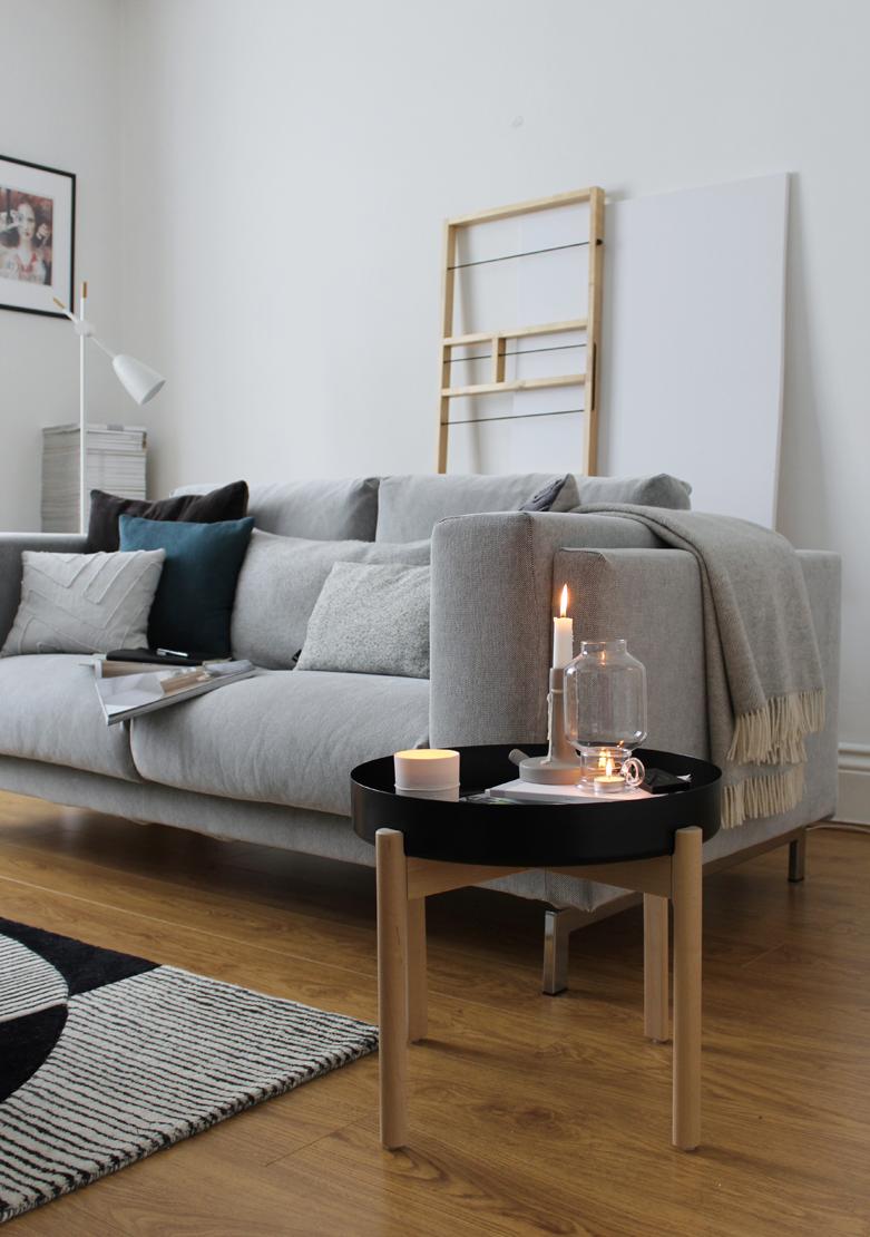 Beton De Synthese Avis ikea x hay ypperlig tray table   living room update, ikea
