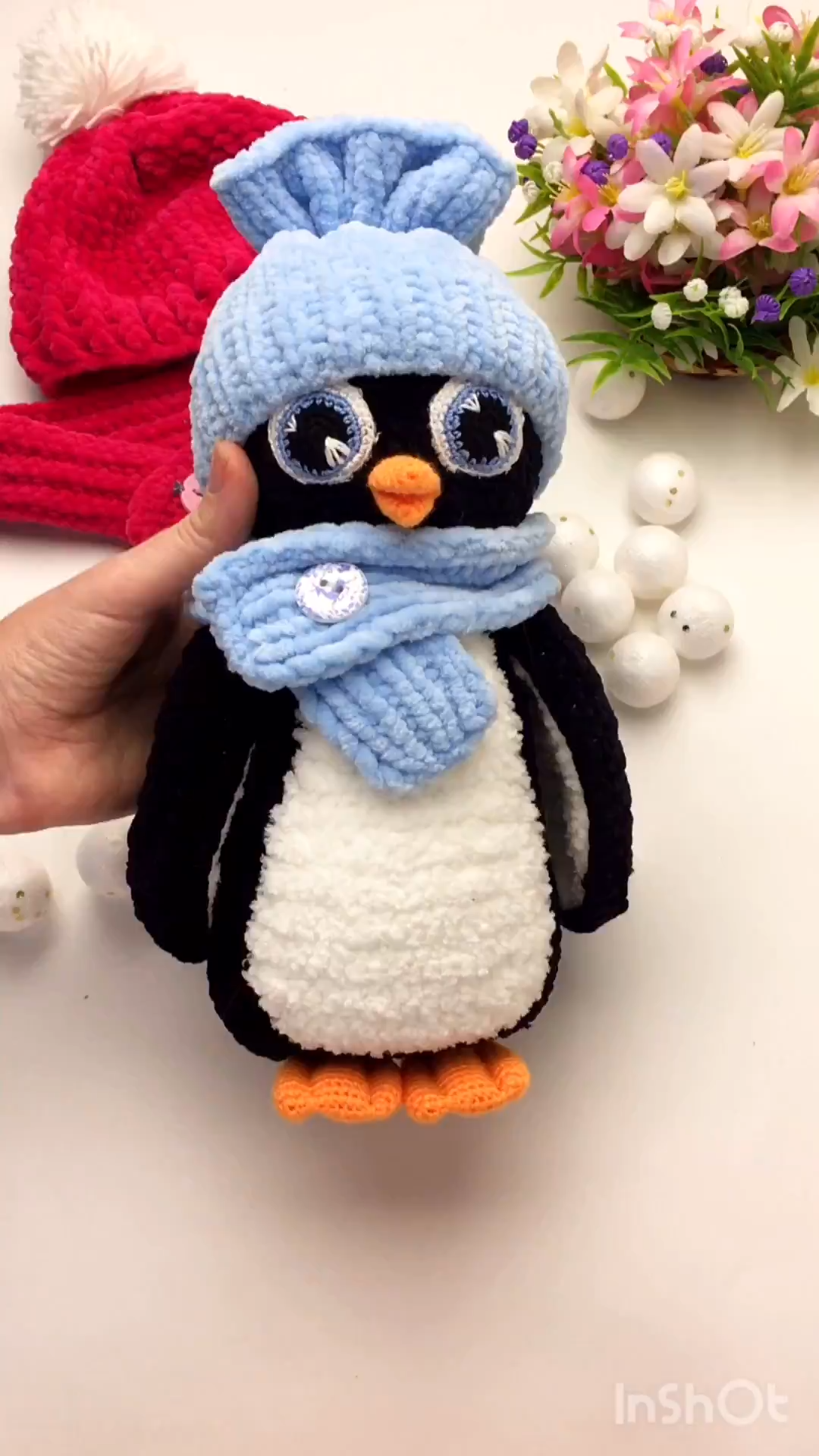 Photo of PATTERN crochet penguin crochet pattern easy crochet   Etsy