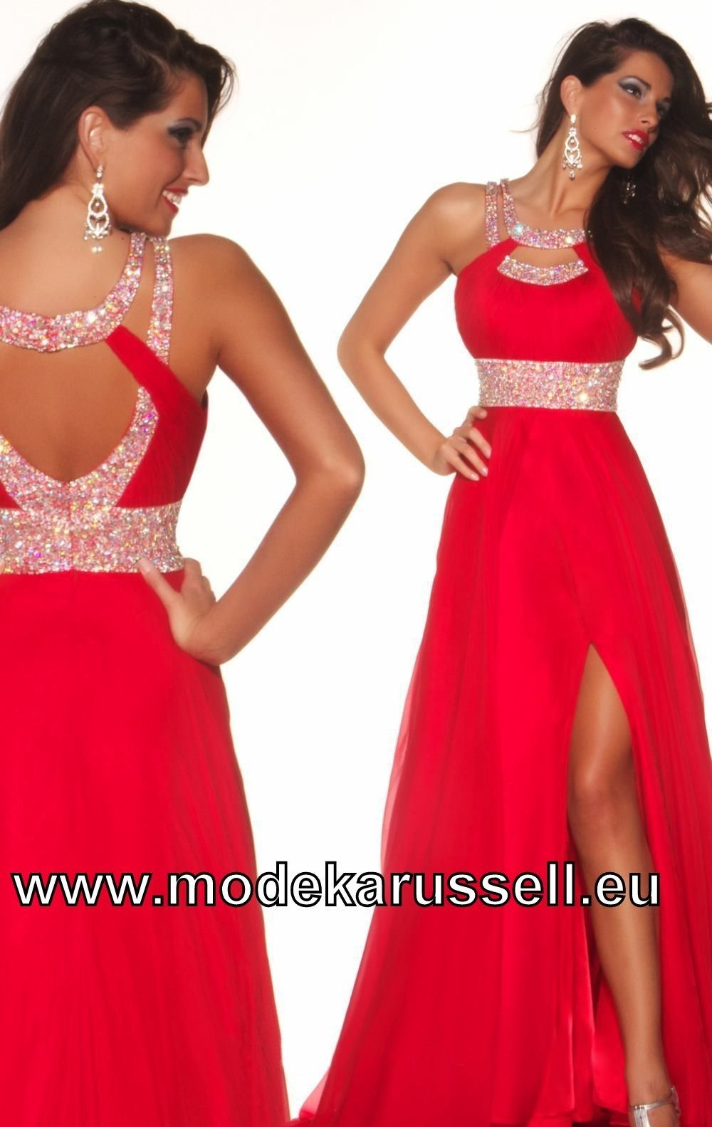 Sexy Empire Abend Kleid Online in Rot | Mode | Pinterest | Empire ...